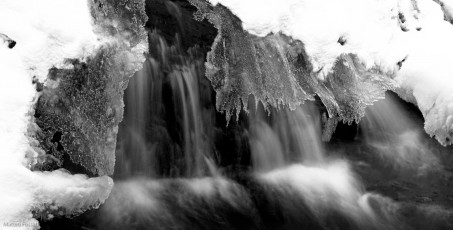 AL047 - Cascata ghiacciata