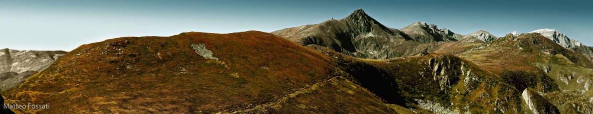 AL126 - Pizzo di Ormea - Alpi Liguri