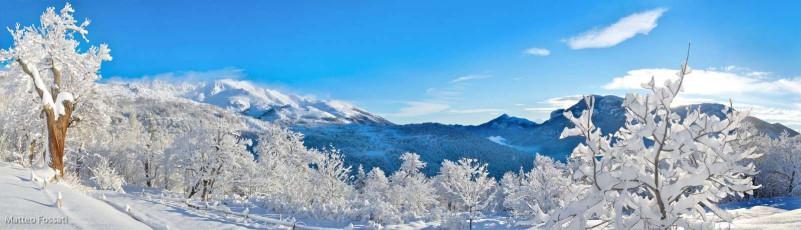 AL153 - Inverno sulle Alpi Liguri