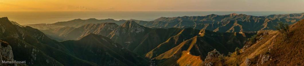 AL198 - Alba sul Mar Ligure - Alta Via dei Monti Liguri