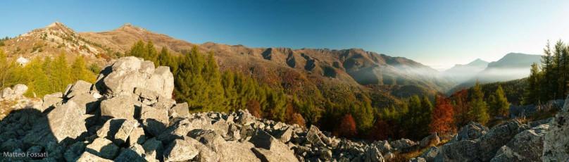 AL227 - Prime luci sulla Val Tanaro