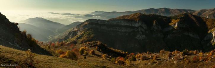 AL234 - Autunno sulle Alpi Liguri