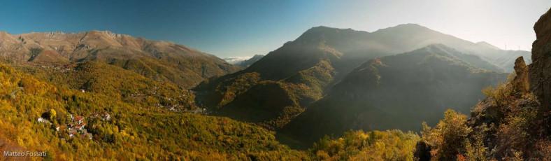 AL236 - Il territorio di Ormea in autunno