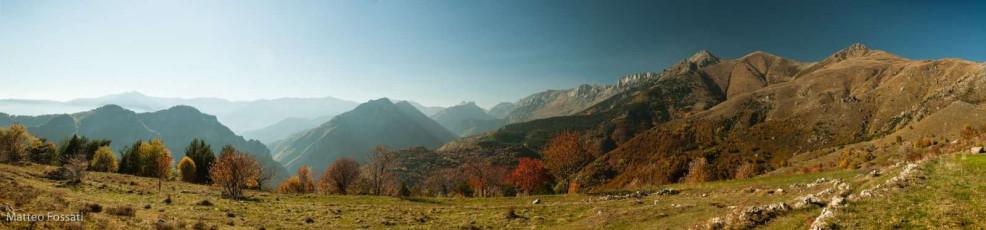 AL237 - Spazi delle Alpi Liguri