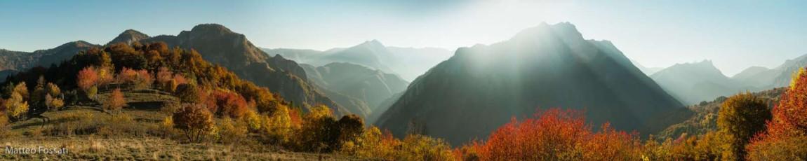 AL240 - Foliage sulle Alpi Liguri