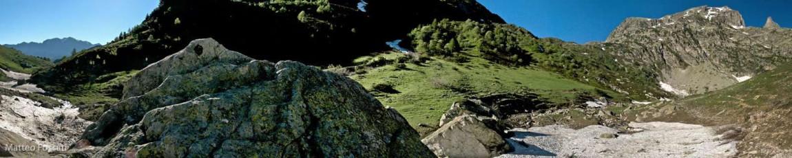 LP045 - Valanghe sotto Rocca dell'Abisso